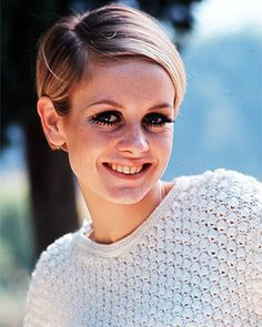 Twiggy's gamine crop was a game-changer for the early '60s. Women chopped their lengthy strands to mirror the model's ultra-short pixie, which became even more coveted with the rise of mod-inspired trends.