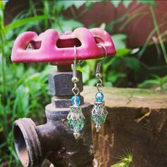 Hey, I found this really awesome Etsy listing at https://www.etsy.com/listing/233455712/beautiful-antique-style-blue-and-green