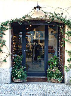 Davide Gatto Leather Shop Milan