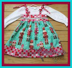 Christmas Nutcracker Dress