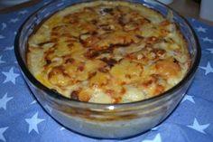 Av og til trenger man bare en kraftig, enkel og god middag. Som metter lenge og er kjapp å lage! Blomkålgrateng er en sånn middag, og hvem elsker ikke kombinasjonen av ost, bacon og blomkål? Blomkå…