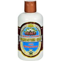 Dynamic Health Organic Certifiied Mangosteen Gold - 32 fl oz