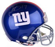 Plaxico Burress Signed Proline Helmet - Sports Memorabilia #PlaxicoBurress #NewYorkGiants #SportsMemorabilia