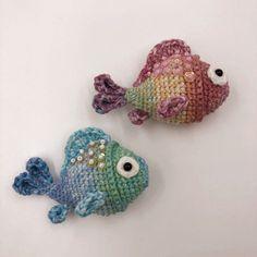 Hairpin Lace Crochet, Knit Or Crochet, Crochet Dolls, Crochet Baby, Crochet Fish Patterns, Granny Square Crochet Pattern, Applique Patterns, Yarn Projects, Crochet Projects