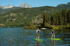 STAND-UP PADDLEBOARD (SUP)
