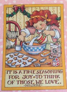 It Is A Fine Seasoning-Handmade Fridge Magnet-ME Artwork