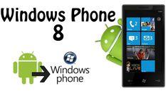 Windows Phone 8 en Android | Personalización de Android en Español [Andr...