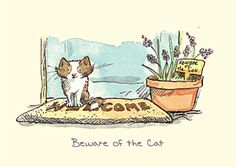 Beware of the Cat