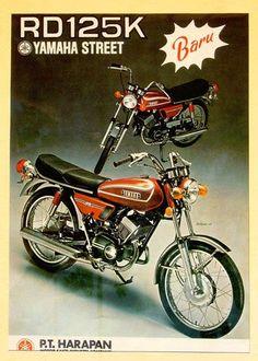 Yamaha RD 125 K