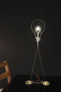Walking Bulb - Products - Ingo Maurer GmbH