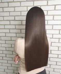 Straight Brunette Hair, Straight Wavy Hair, Long Hair Cuts, Straight Hairstyles, Long Hair Styles, Straight Wigs, Long Brown Hair, Brown Blonde Hair, Long Layered Hair