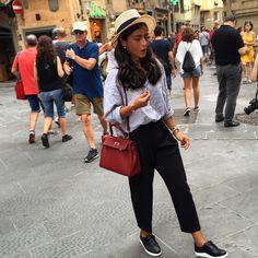 when in Firenze