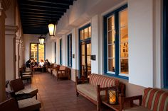 Among The Most Distinguished Boutique Hotels In Santa Fe Hotel St Frances Delivers Abundant Services And Amenities