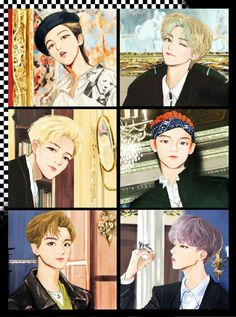 Nct Dream, Nct Group, Kpop Drawings, Jeno Nct, Jisung Nct, Na Jaemin, Fanarts Anime, Kpop Fanart, Boy Art