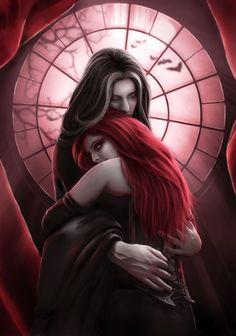 Gothic Vampire Art | i09 – Beautiful Vampire Artwork | House of Vampires
