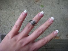 Vintage Sterling Silver Ring 925 Ladies by MyYiayiaHadThat on Etsy, $20.00