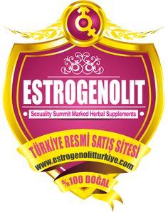 Estrogenolit hapı orjinal logo