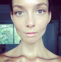 Ricki-Lee Coulter defends slim selfie after being accused of posting 'thin-spiration' - http://news-all-the-time.com/2014/03/22/ricki-lee-coulter-defends-slim-selfie-after-being-accused-of-posting-thin-spiration/ - By Mail Online Reporter        Ricki-Lee Coulter has a bone to pick with anyone who criticises her appearance. The Raining Diamonds singer was hit with a wave of backlash on Instagram after she posted a photo of herself with protruding cheek and neck bones. The for