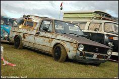 Bildergebnis für vw with vw detroits Volkswagen Caddy, Vw Caddy Mk1, Volkswagen Golf, Jetta Mk1, Vw Mk1, Vw Cady, Vw Performance, Drift Truck, Vw Rat Rod