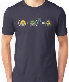 He-Math Unisex T-Shirt