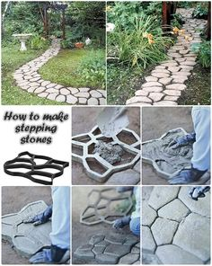 The Pathmate Molds Beat Hand Laid Pavers Six Ways From Sunday. If You Can