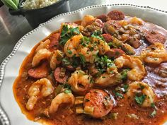Smothered Okra with Shrimp – Chef Kenneth Temple