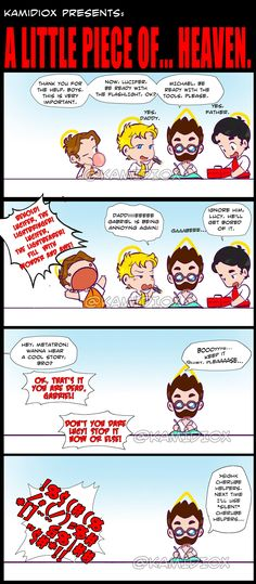 A little piece of.. heaven by KamiDiox