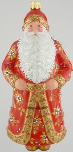 Patricia Breen, Vreeland Claus, Red/Gold Bagues 2014 www.peachtreeplaceonline.com