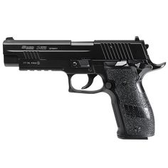 Pistola de Pressão Sig Sauer P226 X-FIVE 4,5mm - Cyber Gun - CO2 Find our speedloader now!  http://www.amazon.com/shops/raeind