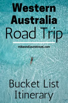 Plan your Western Australia road trip with these awesome tips on places to go things to do and where to stay. From Lucky Bay to Hamelin Bay to Denmark use these tips to create the ultimate itinerary Perth Western Australia, Coast Australia, Australia Travel, Queensland Australia, Australian Road Trip, Australian Art, Down South, Solo Travel, Travel Plan