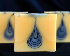Teardrop Soap Technique - Video Timeline in Description - Homemade Soap - Great…