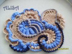 Freeform crochet♥