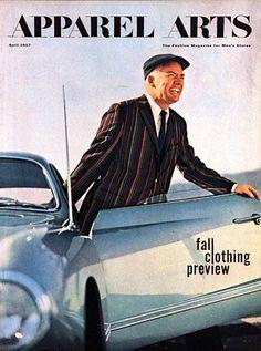 Apparel Arts, April 1957