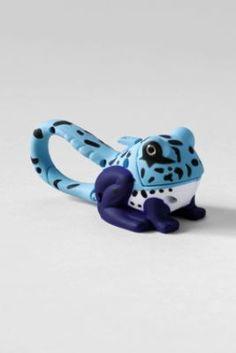 frog flashlight clip