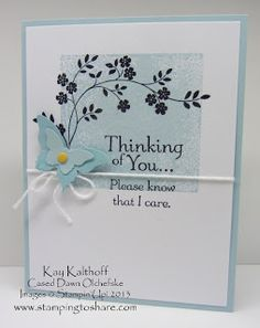 Stamping to Share: 8/20 The Cards from Cards for a Cause Fundraiser