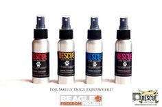 Beagle Freedom Project October Listing! Dog Bed Freshener / Dog Cologne / Natural by RESCUEPetProducts, $8.00 #DogLover #DogRescue #LovemyDog Dog Perfume, Beagle Rescue, Smelly Dog, Dog Grooming Shop, Dog Shampoo, Pet Dogs, Pets, Doterra Essential Oils, Pet Accessories