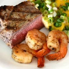 Surf and Turf for Two @Allrecipes.com.com #ItsWhatsForDinner #beef
