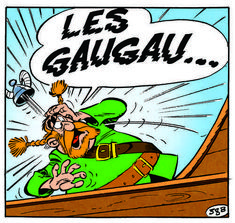 Asterix Pirates