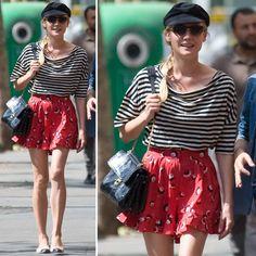 La petite robe noire: Stripes: per una perfetta mise da rientro in città!