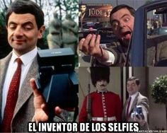 El auténtico inventor de los selfies