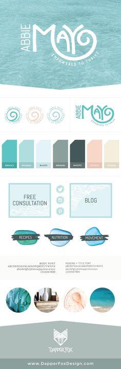 Me gustaría tener un resultado final así para saber que colores puedo usar para papelería, decoración de mi oficina, etc.