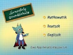 Lernerfolg Grundschule App: Schulversion für Lehrer und Grundschüler im Angebot 2,69 € statt24,99 €
