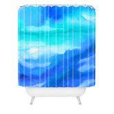 Found it at AllModern - Jacqueline Maldonado Woven Polyester Rise 2 Shower Curtain