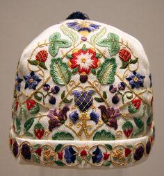 Trevelyon's cap