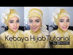 Ini Vindy Yang Ajaib: Kebaya Hijab Tutorial ala Vindy Cocok Untuk wisuda