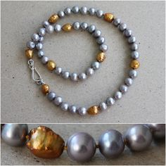 Uutar Pearl Necklace, Pearls, Jewelry, Fashion, String Of Pearls, Moda, Jewlery, Jewerly, Fashion Styles