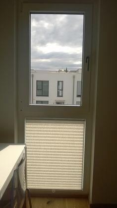Sehr zufrieden mit dem Sonne und Sichtschutz von Sensuna Plissee Marziale www.handelsring.com
