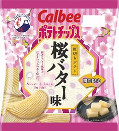 日本の味シリーズ 桜バター味