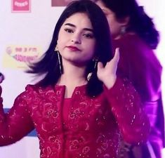 Zaira Wasim, Yellow Floral Dress, Indian Teen, My Destiny, Teen Actresses, Awkward, Crushes, Pie, Faces