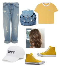 """""""School"""" by laramie-parr on Polyvore featuring J Brand, Dance & Marvel and SO"""